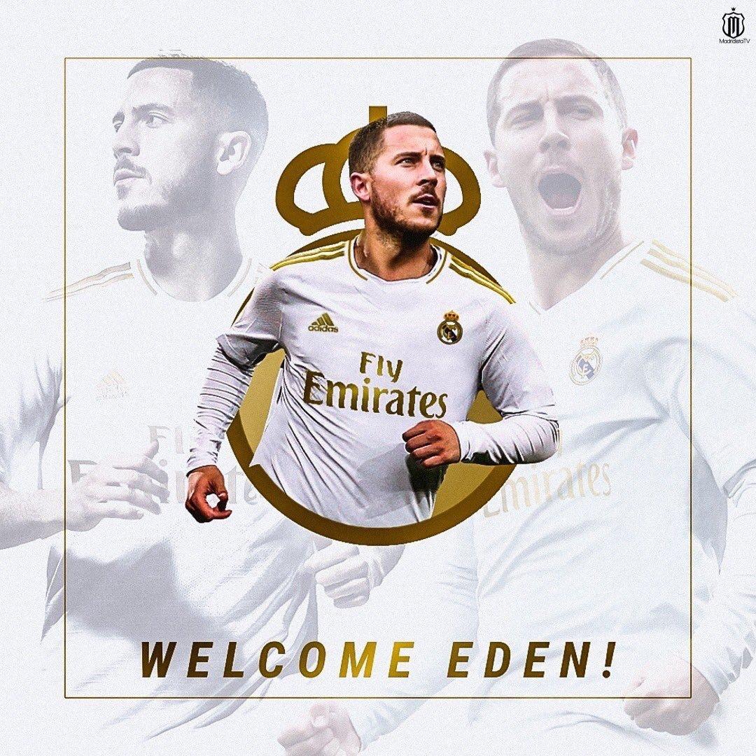 Tin Mibet: Real tậu Hazard giá kỷ lục: Đừng chờ Ronaldo mới!