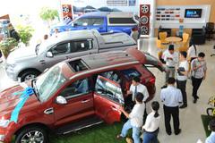 Ngân hàng than khổ khó đòi nợ vì cho vay mua ô tô