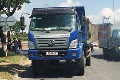 Xe tải cua phải, tông 1 người chết ở Đà Nẵng