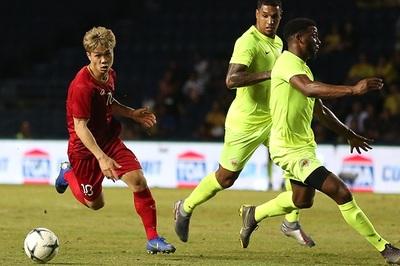 Link xem chung kết King's Cup Việt Nam vs Curacao