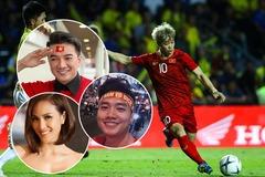 Sao Việt tiếc nuối khi tuyển Việt Nam thua sát nút Curacao tại King's Cup 2019