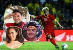 Sao Việt động viên tuyển Việt Nam sau trận thua Curacao: Phong độ nhất thời, đẳng cấp mãi mãi