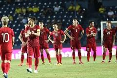 Video bàn thắng Việt Nam 1-1 Curacao (pen 4-5)