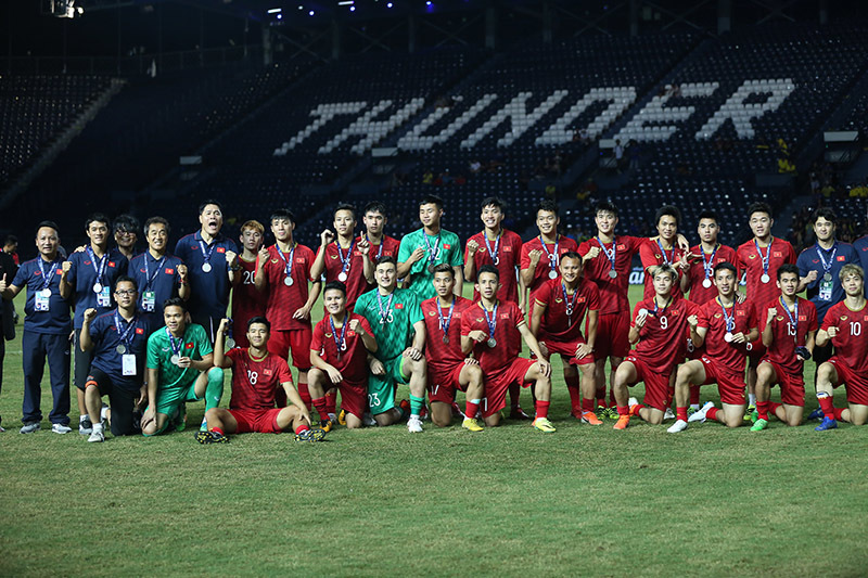 Tuyển Việt Nam,HLV Park Hang Seo,King's Cup 2019