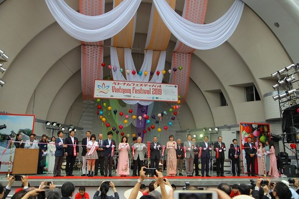 Vietnam Festival 2019 begins in Japan