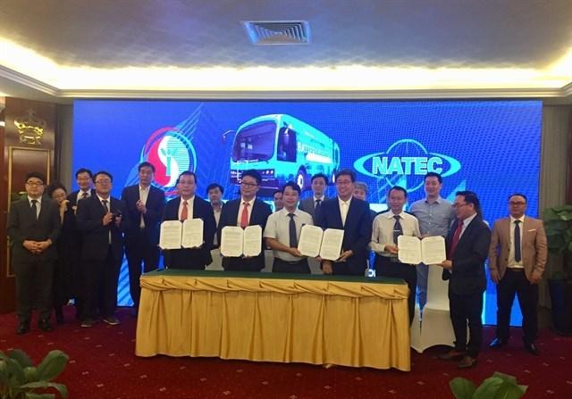 electric bus rapid transit,hcm city transport,BRT,social news,english news