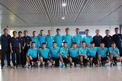 Vietnam futsal team ready for 2019 AFC U-20 championship