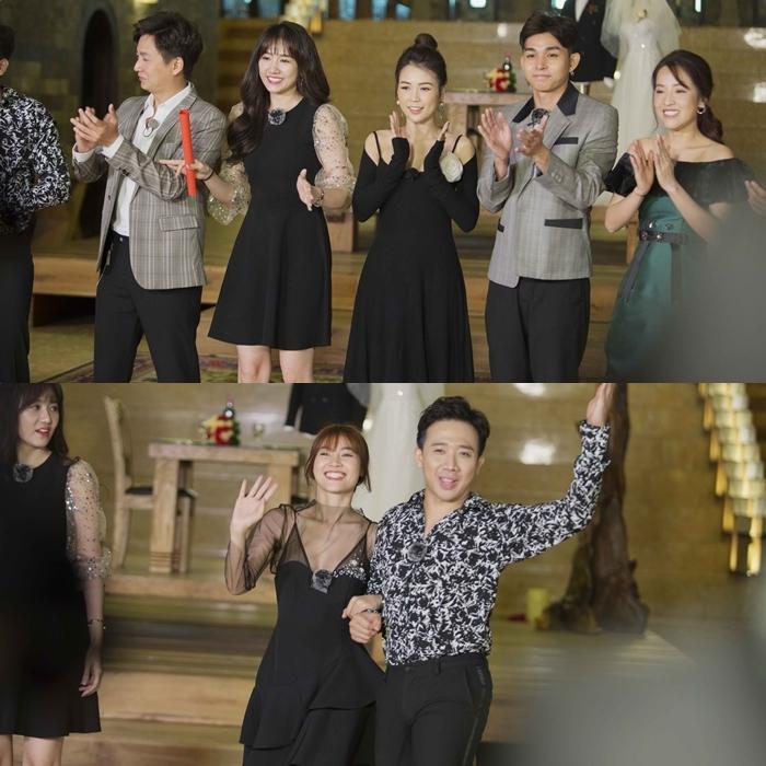 Hari Won 'ghen' ra mặt khi Trấn Thành liên tục thân mật với Lan Ngọc