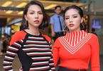 Hoa hậu Kỳ Duyên, Minh Triệu thân mật bất chấp tin đồn yêu đồng giới