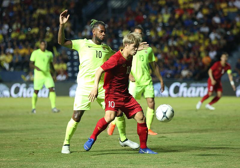 King's Cup 2019,Công Phượng,Tuyển Việt Nam,Vòng loại World Cup 2022