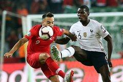 Lịch thi đấu bóng đá hôm nay 11/6: Vòng loại EURO 2020