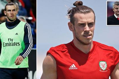 """MU gây sốc khi rước về """"bệnh binh"""" Gareth Bale"""