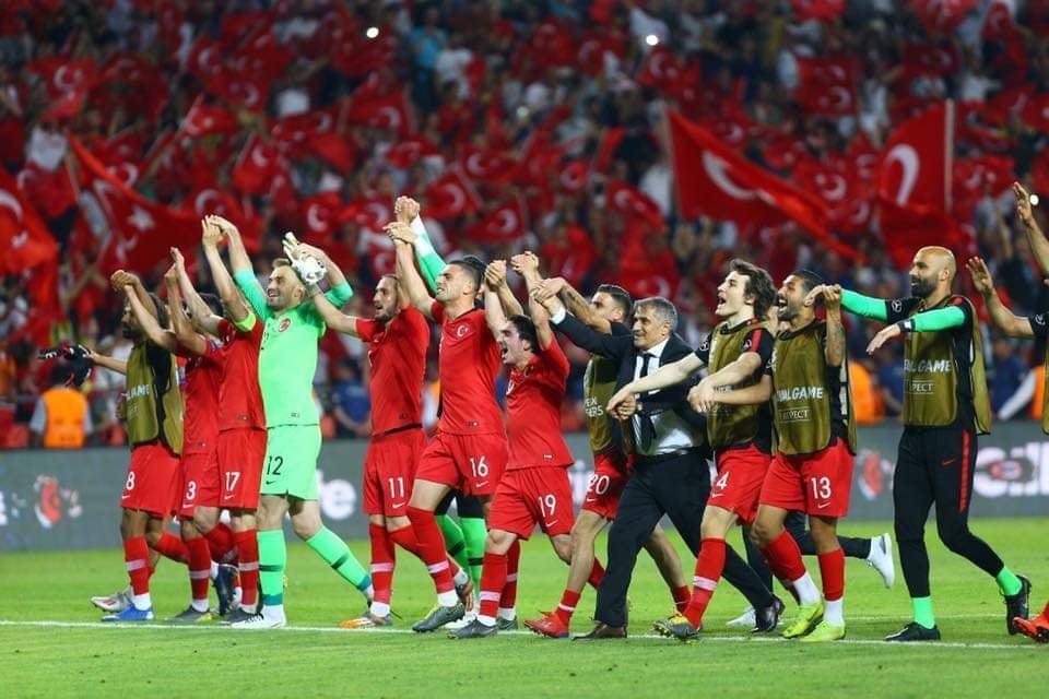 Pháp thua sốc ở vòng loại EURO 2020