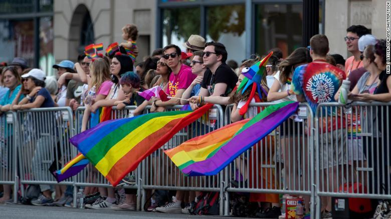 Mỹ,Washington DC,LBGT,đồng tính,song tính,chuyển giới,diễu hành,lễ hội,Pride,súng nổ,hoảng loạn
