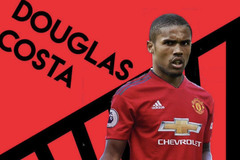 MU chốt giá ký Douglas Costa, Liverpool lấy Cavani
