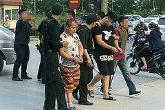 Trục xuất 35 người Trung Quốc tổ chức đánh bạc qua mạng