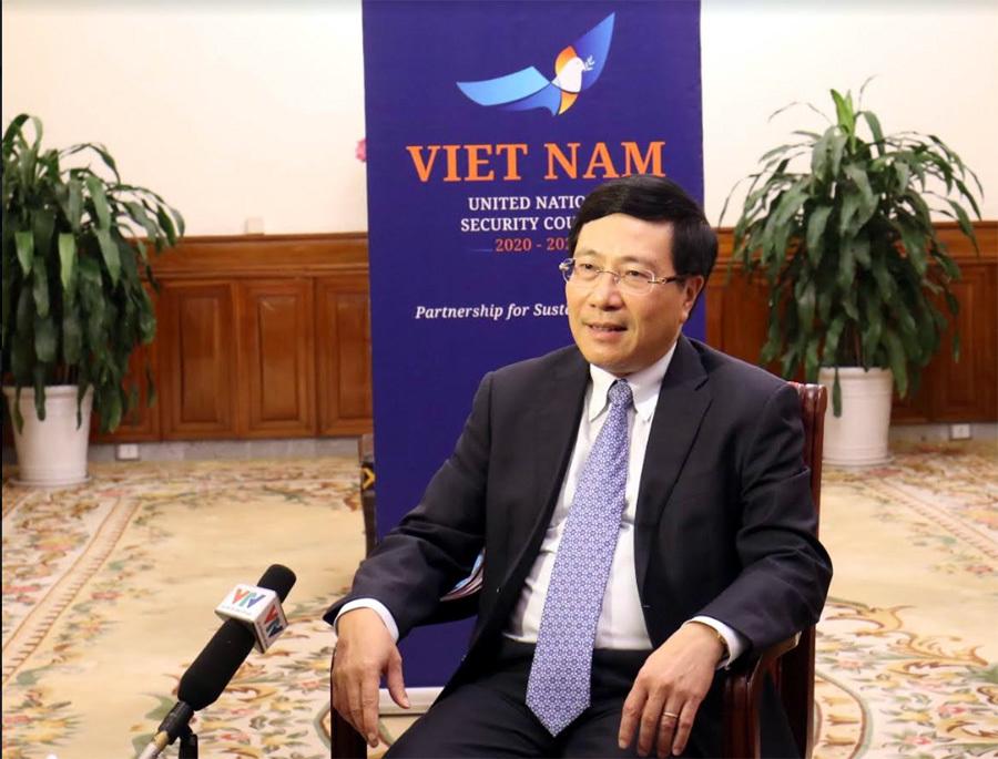 Ưu tiên của Việt Nam khi tham gia Hội đồng Bảo an Liên hợp quốc