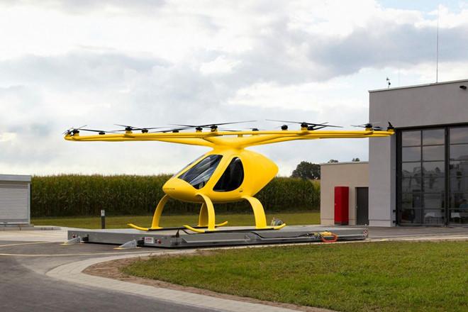 7 mẫu 'xe bay' tưởng chỉ có trong phim sắp ra mắt