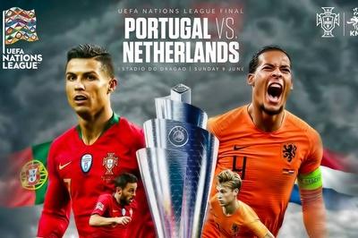 Lịch thi đấu bóng đá hôm nay 9/6: Chung kết Nations League