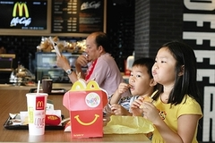Fast food in fight to win over locals