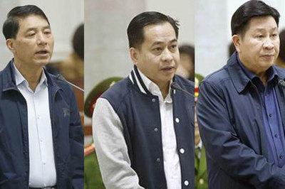 Vũ 'nhôm' và 2 cựu Thứ trưởng Công an lại hầu tòa