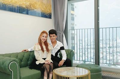Nữ diễn viên mua nhà 2,6 tỷ đồng làm quà sinh nhật tặng chồng