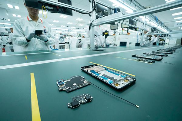 Vingroup động thổ nhà máy điện thoại thông minh công suất 125 triệu máy/năm