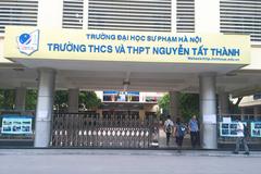 Điểm chuẩn vào lớp 6 Trường THCS&THPT Nguyễn Tất Thành năm 2019