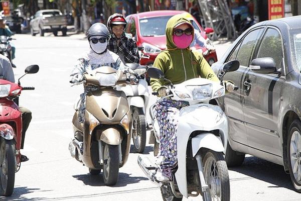 Dự báo thời tiết 10/6, Hà Nội nắng nóng gay gắt dè chừng sốc nhiệt