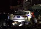 Xe CSGT lao vào tiệm vàng ở Bình Dương, 1 người tử vong