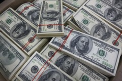 Tỷ giá ngoại tệ ngày 21/1: Đà tăng giá USD ngày càng mạnh
