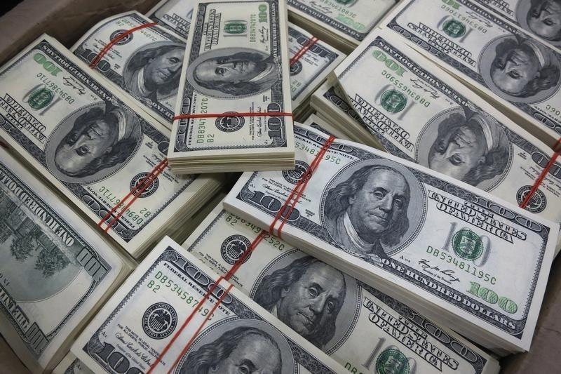 Tỷ giá ngoại tệ ngày 12/4: USD vào đợt tăng giá mới