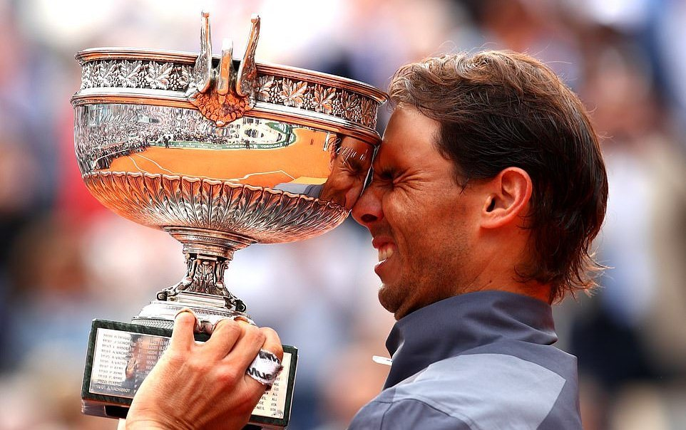 Dominic Thiem vs Nadal,Roland Garros 2019,Nadal,Thiem