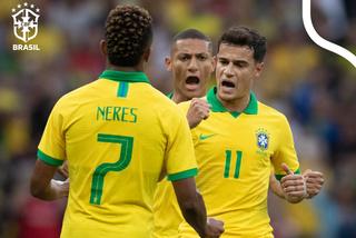 Chẳng cần Neymar, Brazil đại thắng 7-0 trước Copa America