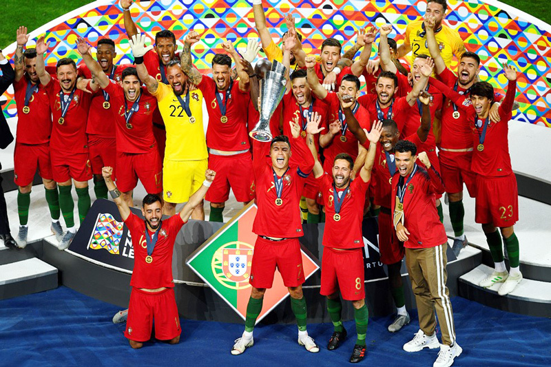 Lịch thi đấu chung kết UEFA Nations League 2019