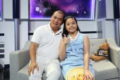Nhạc sĩ Minh Khang xấu hổ vì bị con gái 'bắt lỗi' trên truyền hình