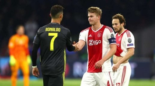 MU,Barca,Samuel Umtiti,De Ligt,Ronaldo,Juventus
