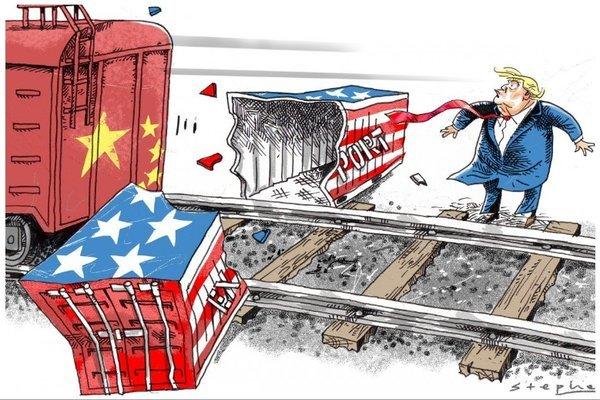 Trung Quốc,Mỹ,Chiến tranh thương mại,phát triển