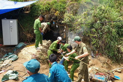 Man's dead body found after getting trap in cave
