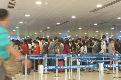 Tân Sơn Nhất ngừng phát thanh chuyến bay để giảm tiếng ồn
