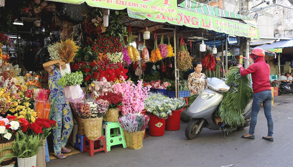 HCM City authorities to set rental rates for stalls in trad'l markets