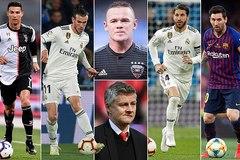 Rooney tuyên bố choáng về chuyển nhượng của MU