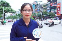 Thời tiết bất thường, Hà Nội nắng nóng gay gắt lên tới 50 độ