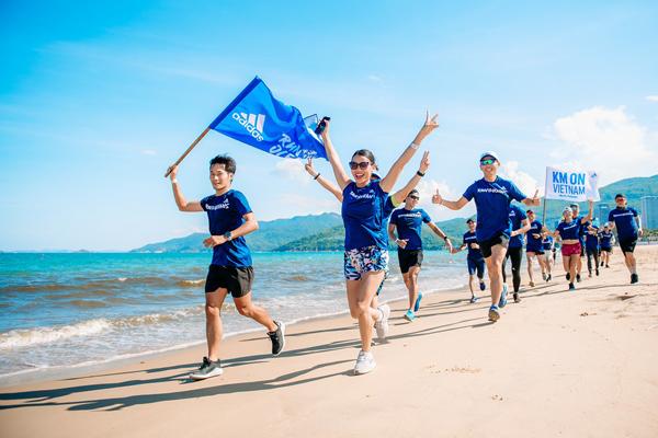 chạy vì môi trường,quy nhơn,run for the oceans