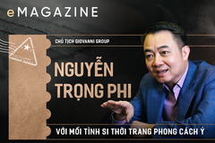 Nguyễn Trọng Phi với mối tình si thời trang phong cách Ý