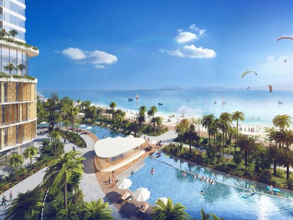 SunBay Park Hotel & Resort Phan Rang: 'Thành phố' tiện ích giữa sa thảo Ninh Thuận