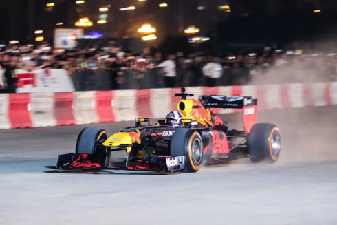 Single-day F1 Vietnam Grand Prix ticket now for sale