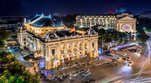 Hanoi among best cities for architecture lovers