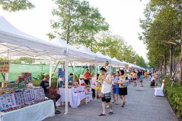 Sôi động Ngày hội thể thao mùa hè ở ParkCity Hanoi