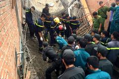 Sập giàn giáo ở Gia Lai, chủ thầu xây dựng thiệt mạng